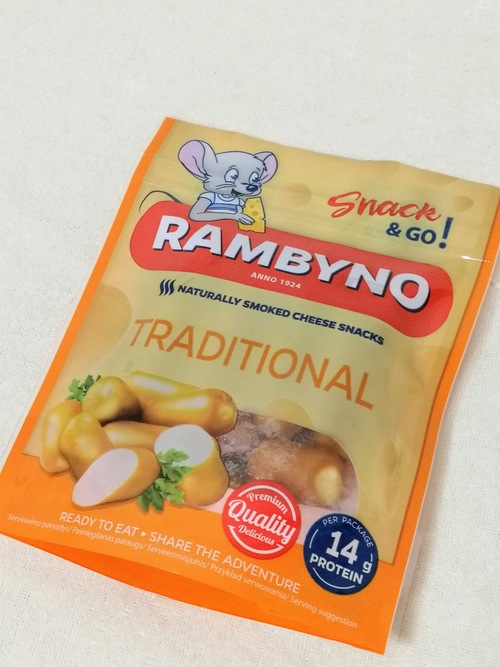 カルディのスモークチーズ ランビーノトラディショナル